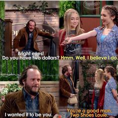 "#GirlMeetsWorld ""Girl Meets the Real World"" (Riley doing good, helping someone…"