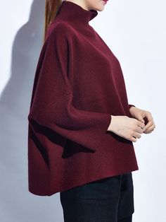 DE´LIZZA Knitted Cashmere Sweater