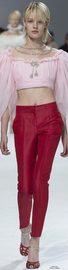 Giambattista Valli Couture Fall 2016