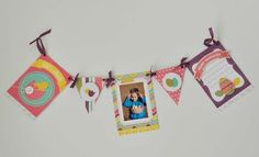 Easter Banner from Easter Mini Theme. #echoparkpaper