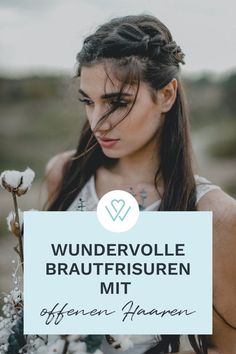 Diese Brautfrisuren sind perfekt für Euch, wenn Ihr Eure Haare zur Hochzeit lieber offen tragen möchtet. Dafür sind die Frisuren aber keineswegs langweilig! Jetzt anschauen und inspirieren lassen! #brautfrisur #braut #hochzeit #idee #weddinghairstyle #wedding #weddyplace © Photopoetin Berlin Berlin, Movies, Movie Posters, Hair Down, Wedding, Nice Asses, Films, Film Poster, Cinema