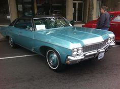 1970 Chevrolet Caprice with 2700 original miles