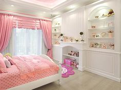 Teen room -window treatment