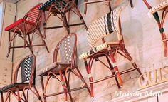 Mediterranean Bistro Chairs   Maison Midi