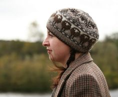 tru-knitting: Шетландские мотивы Кейт Дэвис