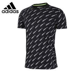 Original New Arrival 2017 Adidas NEO Label M MONOGRAM T Men's T-shirts short sleeve Sportswear #Affiliate
