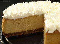 Cheesecake de calabaza - MisThermorecetas.com