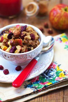 Owsianka z Jabłkami Just My Delicious