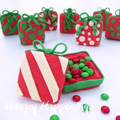 60+ Edible Christmas Crafts and Recipes