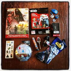 A Very Vader Australian Gift Haul from Johnny Worthington & His Family