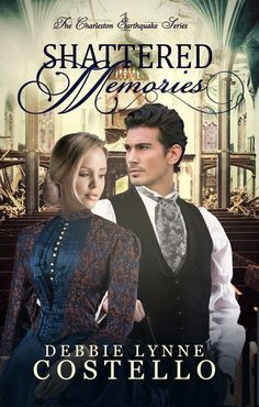 Meet Debbie Lynne Costello, Author of 'Shattered Memories' + a Giveaway