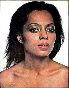Diana Ross for 'Roll