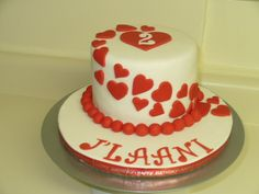 Cake for Rachel's Birthday