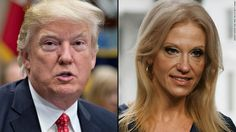 Kellyanne Conway apologized to Donald Trump after Ivanka clothing line comments - CNNPolitics.com (These two have doubled down. Whatever the the law requires be done, should be done to her.)