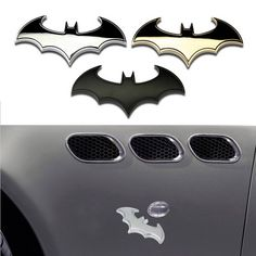 Valuable Car Styling Smile Face 3D Decal Sticker for Auto Car Side Mirror SP