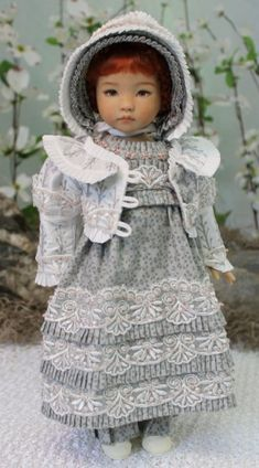 MHD Designs - Rosings - Fashion Pattern for Dianna Effner's 13 Inch Little Darlings