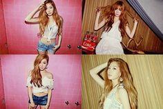 TAETISEO SNSD Girls' Generation - Holler (2nd Mini) TAEYEON, TIFFANY, SEOHYUN #KoreaMusicItem
