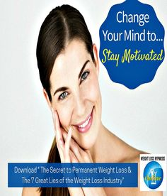 Motivational Psychology deals with the study of why we do what we do. When this knowledge is applied to weight loss we can discover many of the characteristics Best Weight Loss Program, Easy Weight Loss Tips, Trying To Lose Weight, Reduce Weight, Online Hypnosis, Herbalife Weight Loss, Weight Loss Results, Weight Loss Drinks, Stay Motivated