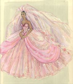 It is SO not my style, but I've been in love with the wedding dress in Coming to America since I was a small child.
