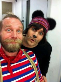 Mouse cat and tony law the 1920s biffer