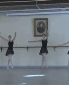 what amazing arabesques!