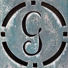"""Letter G"" (for Gavin!) by Leo Reynolds | Cemetery Letters | 21 June 2006 (Gavin was born on 15 June 2016)"