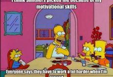 Classic Homer Simpson