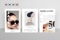 Postcard Flyers Fashion - Cards - 1