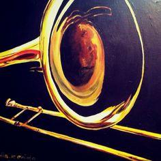 Trombone piece