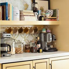 One more thing I want in my new renovated kitchen...I don't think I have enough room for everything!