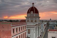 cuba   El Ayuntamiento, Cienfuegos, Cuba