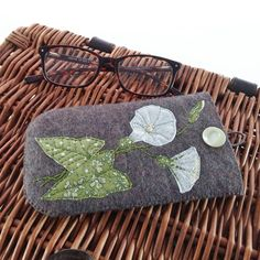 A personal favourite from my Etsy shop https://www.etsy.com/uk/listing/525844858/glasses-case-felt-glasses-case-spectacle