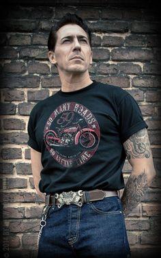 Rumble59 - Many Roads - Little Time - T-Shirt