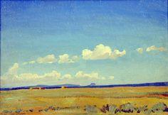 Dixon (1875-1946), Maynard - Skies of New Mexico #19