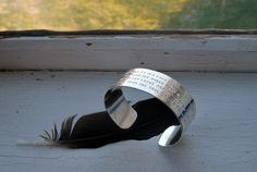 Silver bracelet www. Cuff Bracelets, Gift Ideas, Silver, Gifts, Jewelry, Presents, Jewlery, Jewerly, Schmuck