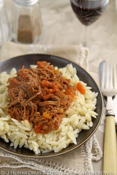 This simple beef ragu recipe is so easy to make and sensationally good to eat, packed with rich flavour. It also freezes beautifully, so make a big batch! Slow Roast Pork, Slow Cooked Beef, Beef Recipes, Chicken Recipes, Recipies, Beef Ragu Recipe, Pork Shoulder Roast, Roasted Butternut, Perfect Food