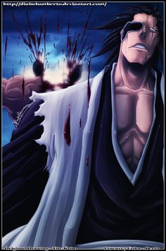 Ah yes, another Byakuya Kuchiki fanart, this is at least the one I've done of him already. and I'm still not tired of drawing him I am tired however of drawing little detailed cities as back. Shinigami, Bleach Manga Español, Bleach Characters, Fictional Characters, Kenpachi Zaraki, Bleach Pictures, Double Picture, Boy Art, Drawing