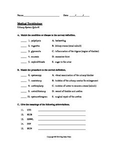 photograph about Printable Medical Terminology Worksheets named Ladyk Godschild (ladykgodschild) upon Pinterest