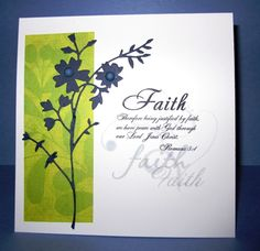 Faith by GailNM - Cards and Paper Crafts at Splitcoaststampers