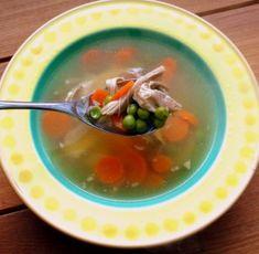 Healing Soup for Breakfast (Paleo, AIP, GAPS, Wahls) - Phoenix Helix