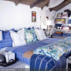 Bei einem Bett ohne Betthaupt ist ein gemütliches Anlehnen an die Zimmerwand, aufgrund der meist kalten Oberfläche, fast unmöglich. Abhilfe leisten kann man mit…