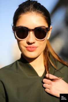 On the Street....Patricia Manfield