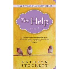 The Help - by Kathryn Stockett I read the book first and loved it, then watched the movie. I think the movie was made better by having the book knowledge, there was a lot of background information left out of the movie. This Is A Book, Up Book, Book Tv, I Love Books, Book Nerd, Great Books, Books To Read, The Help Book, Big Books