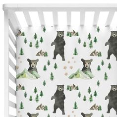 This an amazing choice for your woodland inspired nursery. The forest themed trees and fun woodland animal tracks make a great addition to a baby boy's room. Baby Boys, Baby Boy Rooms, Baby Boy Nurseries, Baby Boy Bedding, Baby Nursery Ideas For Boy, Boy Nursey, Modern Nurseries, Kid Rooms, Baby Bedroom