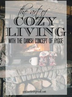 "Would you like to slow down, embrace the little things, and practice more simplicity? Are you a highly sensitive person who is bothered by too much noise, bright lights, or technology? Then the Danish practice of hygge (pronounce hoo-gah) just might be for you. ""Hygge is the Danish concept of coziness…the art of creating warmth, comfort, and well being through connection, treasuring the moment, and surrounding yourself with things you love."" -Pia Edberg"