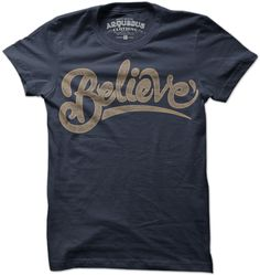 BELIEVE by arquebus clothing
