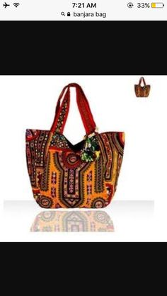 9f2db00488 16 Best Vintage indian Banjara bag images | Bag making, Artisan ...