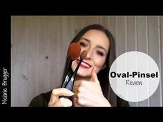 Oval Pinsel Review | mit Demo
