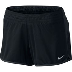 Nike Women's Knit Soccer Shorts Black