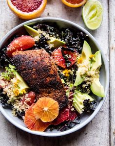 Blackened Salmon Salad Recipes is One Of the Favorite Salad Of Many Persons Around the World. Besides Easy to Create and Good Taste, This Blackened Salmon Salad Recipes Also Health Indeed. Lunch Recipes, Healthy Recipes, Dinner Recipes, Salmon Salad Recipes, Weekly Recipes, Carrot Recipes, Ham Recipes, Spinach Recipes, Healthy Lunches